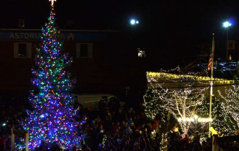 Massapequa Park lights up the holiday season