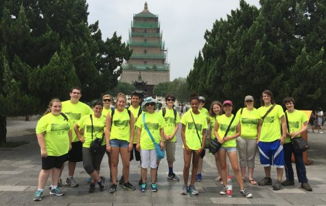 A visit to the other side of the world: The China trip