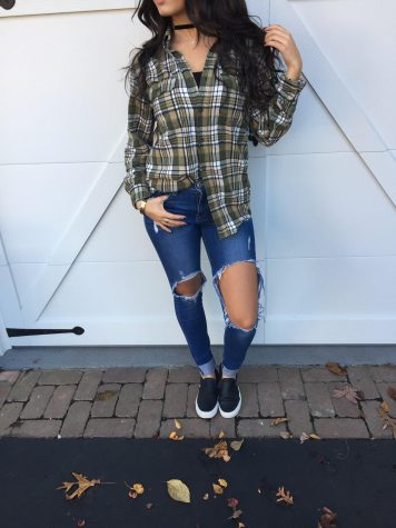 Fall and Winter OOTDs
