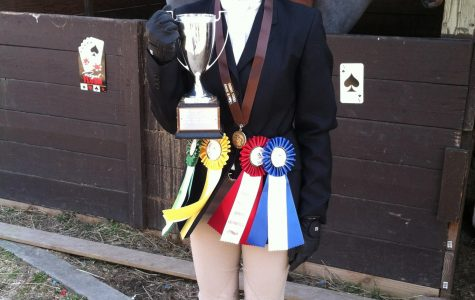 Local teen equestrian expresses her unbridled enthusiasm