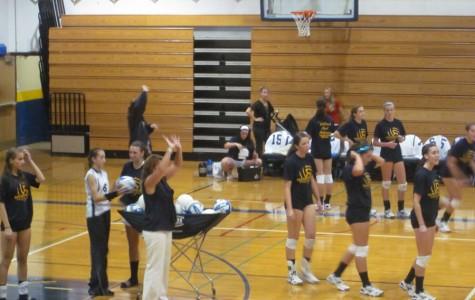 Teachers to cheer on girls volleyball team at annual Teacher Appreciation match