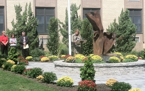 9/11 Ten years later: MHS unveils memorial dedicated to our heros and fallen loved ones