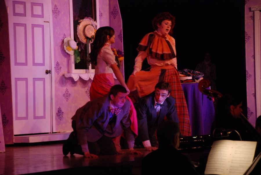 Hello, Dolly! hits the stage at MHS