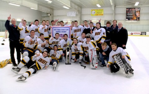 Boys Ice Hockey brings the heat this season
