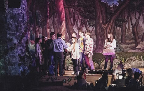 'Into the Woods' a fairytale with a happy ending