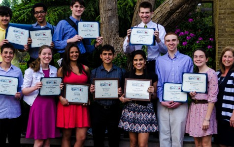 The Chief Wins Accolades at Long Island Press High School Journalism Awards