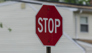Lack of stop signs leaves drivers backed up, stressed out
