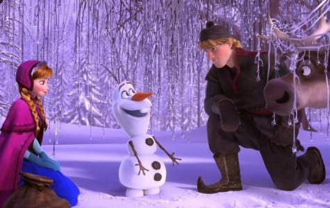 Frozen has Disney's warm touch