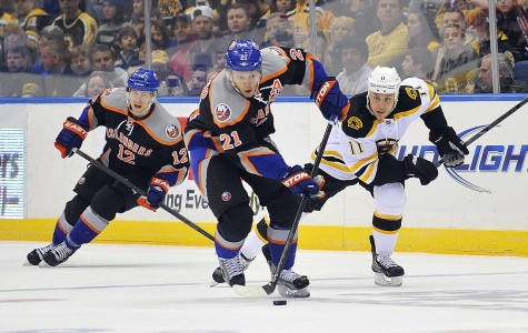 New York Islanders contradict team name, leave Island