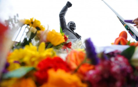 South African revolutionary Nelson Mandela dies at age 95