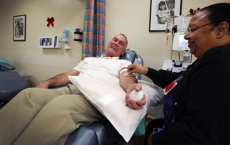 EDITORIAL: Blood drive ban on gays discriminatory, wrong