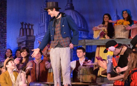 Oliver: reviewing the annual MHS musical production