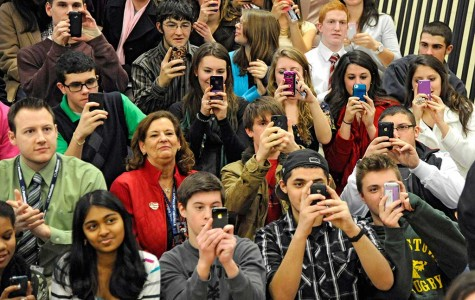 Counterpoint: Cell phones just another distraction for MHS students