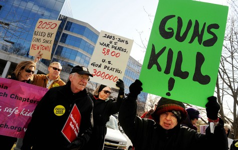 Changes in gun control and culture are needed in U.S.