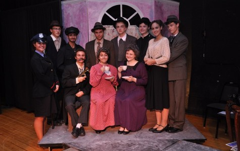 Arsenic and Old Lace brings audience along on a comical journey
