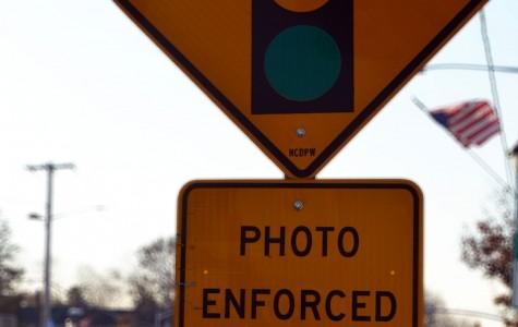 Nassau cuts school zone speed cameras; lights dim on plan