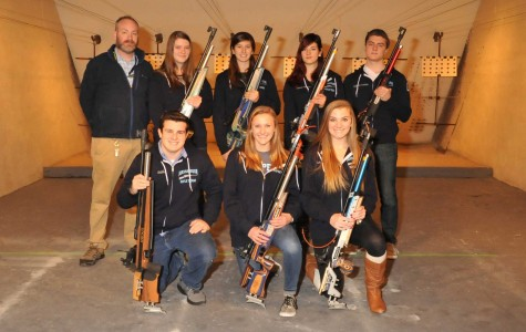 MHS makes a bang at New York State rifle championship