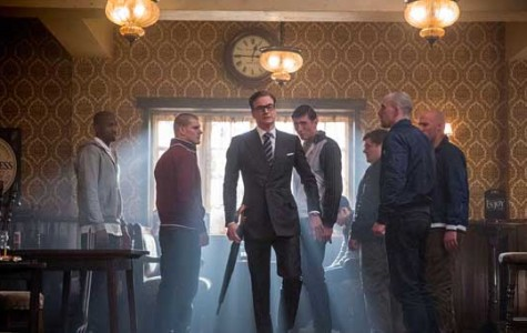 'Kingsman: The Secret Service' real, riotous, regal revelry
