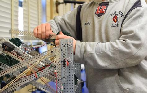 Robotics team to compete in VEX World Championship
