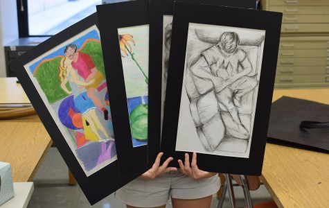 How to build an art portfolio for college admissions and beyond