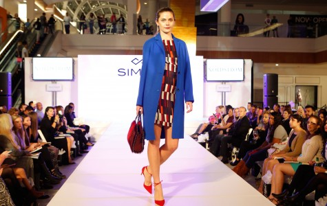 Fashion students accept VIP invitation to fashion event