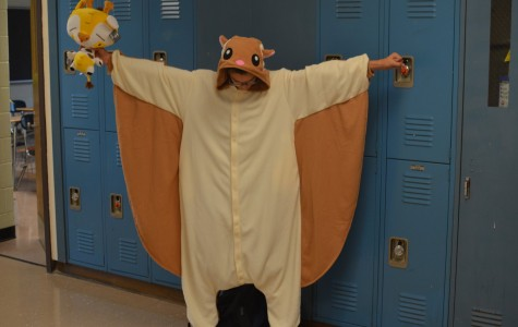 Students show school spirit during Spirit Week 2015