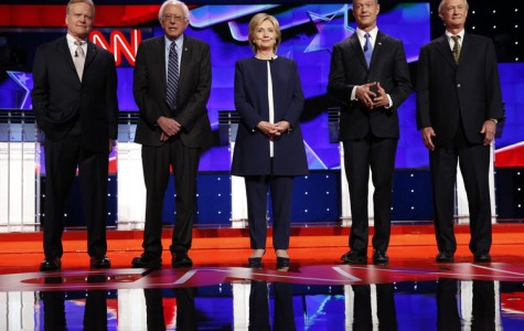 Candidates duked it out on October 13, 2015 at the Democratic Presidential Debate.