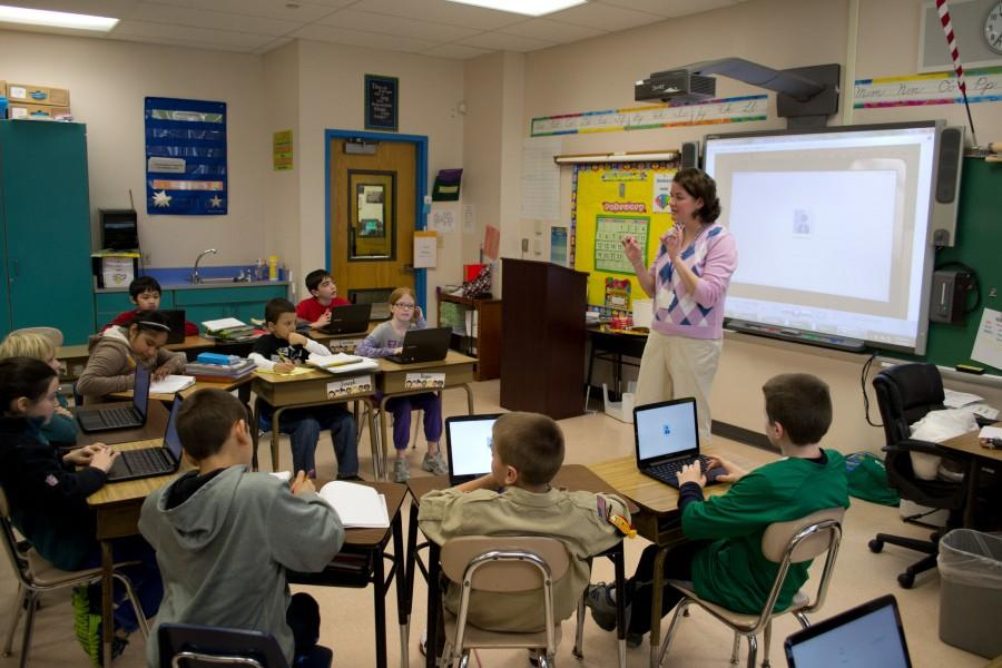 Chromebooks have become a vital part of the learning process in Massapequa recently as well as in many classes across the country.