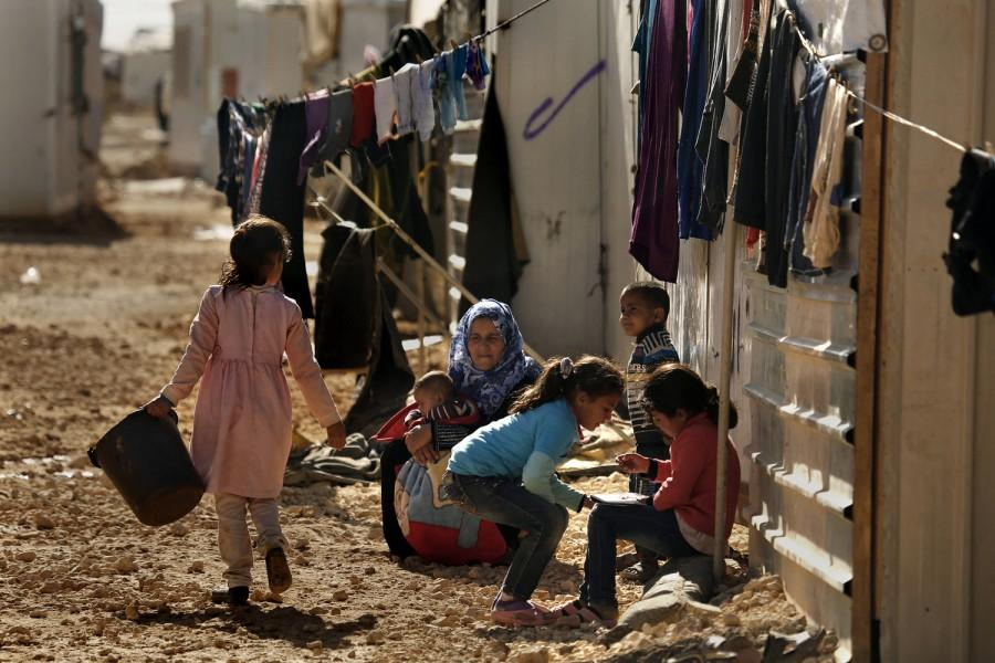Syrian+people+are+losing+their+lives+daily+due+to+the+turmoil+occurring+in+their+country.