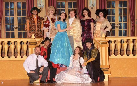 Drama Club's Cinderella dazzles, enchants audience with magical performance