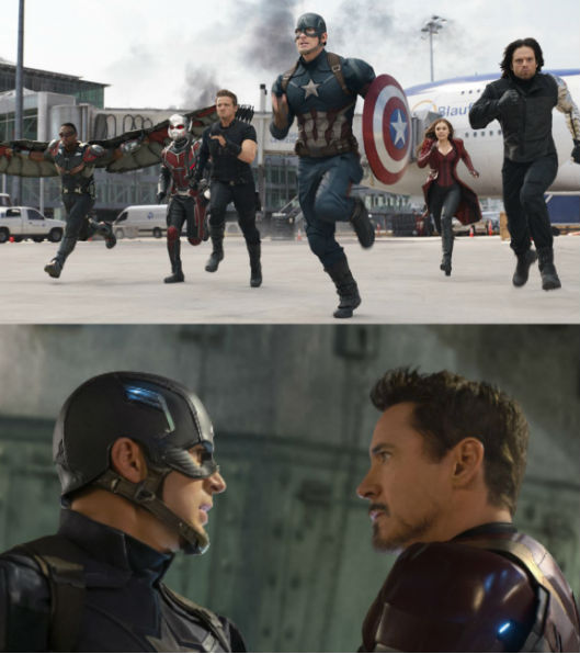 Cap and Steve leave their team and their fanbase divided.