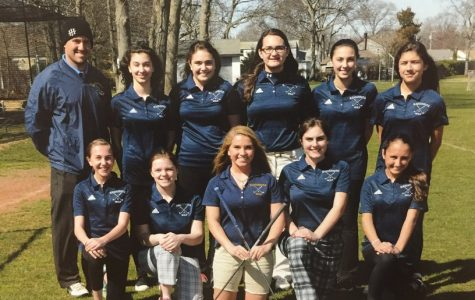 Girls golf: up and coming stars shine during spring season