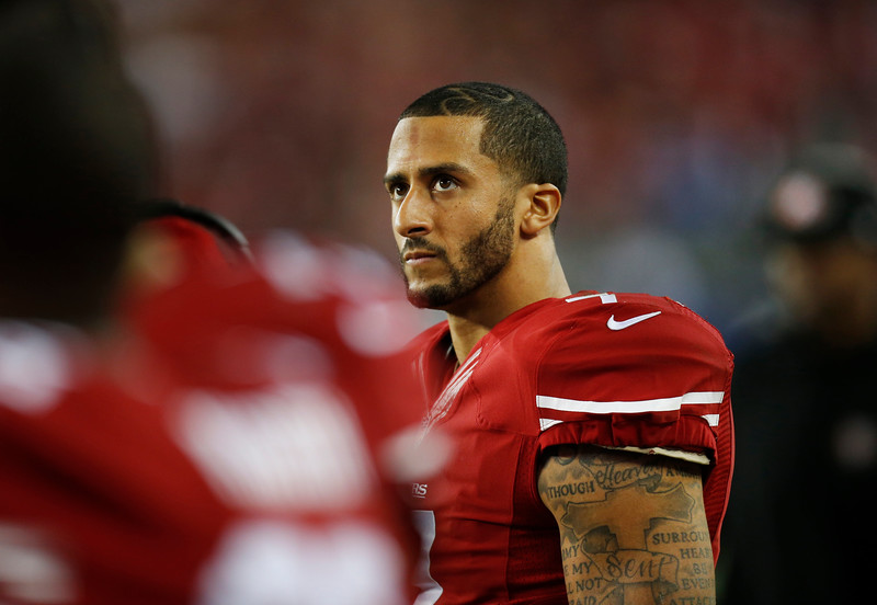 Point: Supporting Colin Kaepernick and freedom of expression