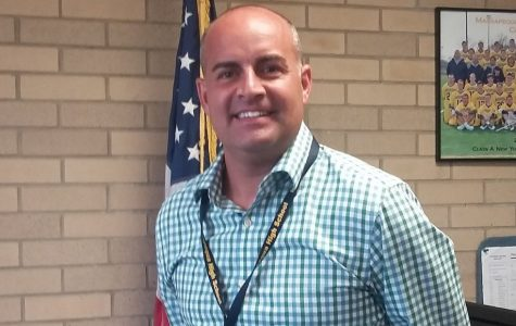 MHS gets new principal: Mr. DiClemente leads team