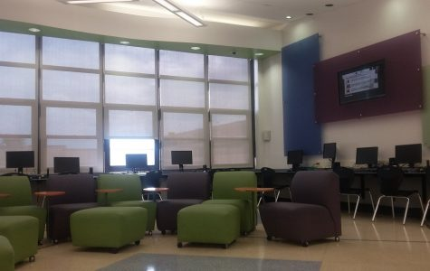 The cyber cafe
