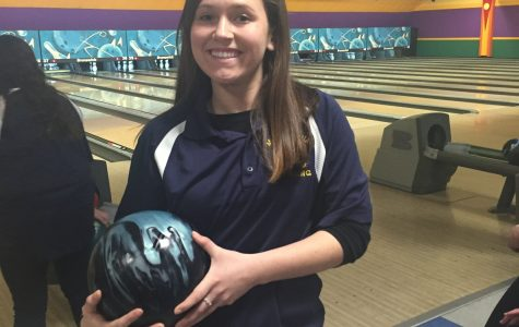 Emily Chicoine: A kind-hearted bowling star