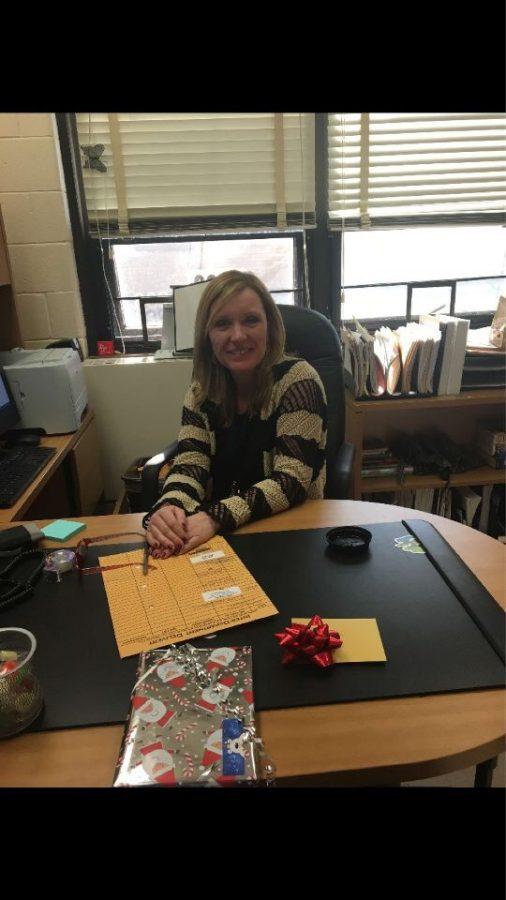 Welcoming the new ELA Curriculum Associate to MHS