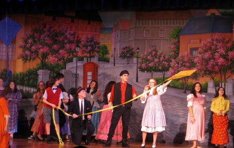 Massapequa High School's Spring Production: Mary Poppins