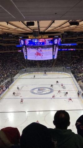 Recap: Rangers out of the Stanley Cup Playoffs