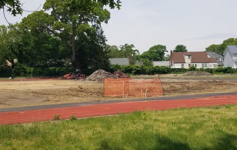 Athletic fields get facelift: new track, new fields