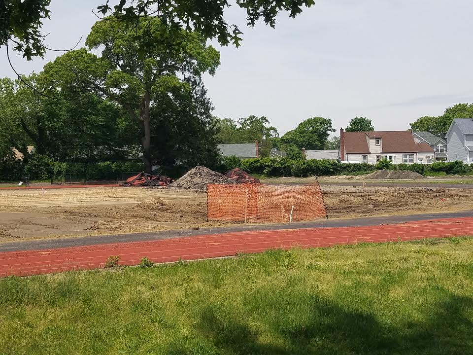 Under Construction: New and improved athletic facilities set to be completed for next year