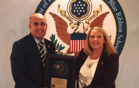 MHS Chosen for Prestigious Blue Ribbon Award