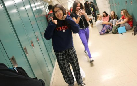 Spirit Week: Pajama Day