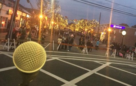 Star of the Show (Mobile): What it's like to Announce at the Tree Lighting