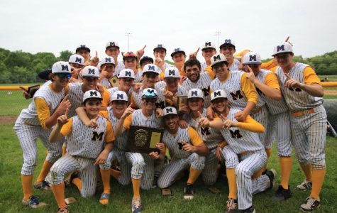 MHS Baseball team wins state championships