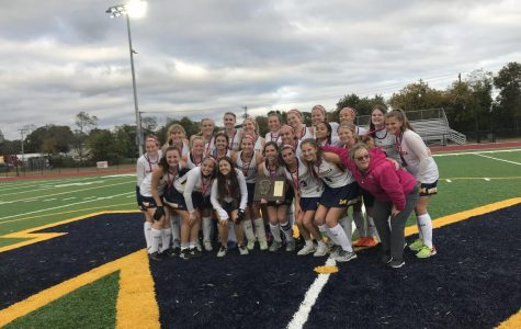 Massapequa Field Hockey team takes home the county championships