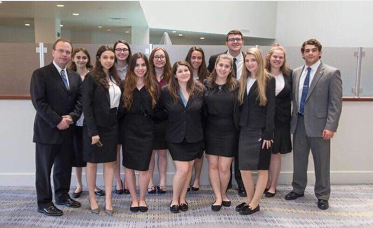 Mock trial team places high in finals