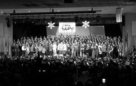 Alumni Concert brings holiday spirit to Massapequa community