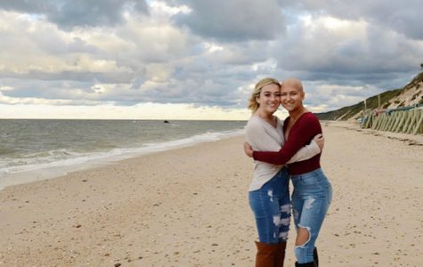 MHS student Lexi Shaw perseveres in fight against rare type of cancer