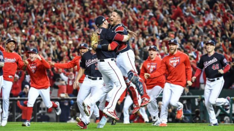 The Nationals 'Finish the Fight,' capture first World Series Championship